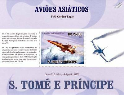 T-50 GOLDEN EAGLE T50 KAI Airplane Desktop Wood Model Big New