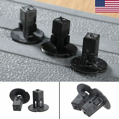 50x Door Trim Panel Retainer Push-Type Rivet for 2002-2017 Nissan Altima Quest