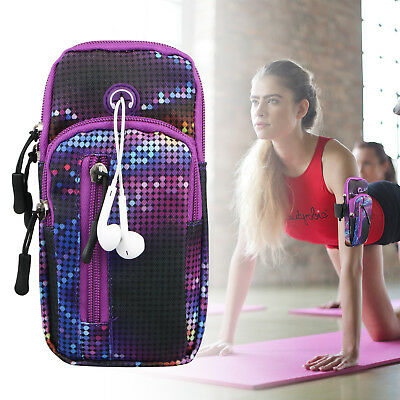 Sport Armband Running Jogging Gym Phone Case Pouch Holder Bag for Cell Phone