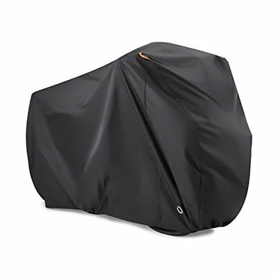 Bike Cover for 2 Bikes, Beeway 190T Nylon Waterproof Bicycle Cover Anti Dust