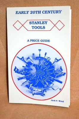 Early 20th Century Stanley Tools Price Guide, 1909 & 1929 Catalog Reprints