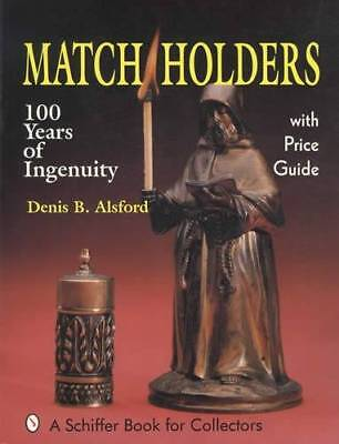 1800s Antique Match Safe Holders Collector Reference incl Silver, Novelty & More