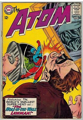 The Atom #18 1965 Dc Silver Age!