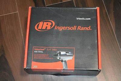 """Ingersoll Rand 3/4"""" Pneumatic Air Impact Wrench, 259"""
