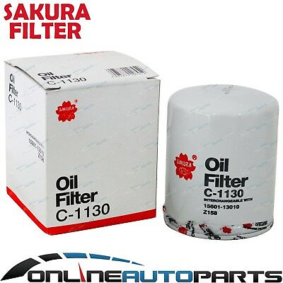 Sakura C1130 Engine Oil Filter - replacement suits Ryco Z158
