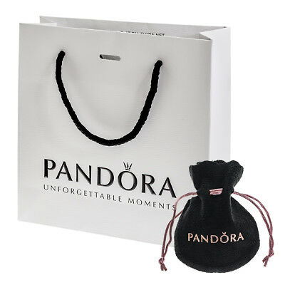 Genuine PANDORA Charm Pouch, Gift Bag (Mixed Packaging): Read Item Description