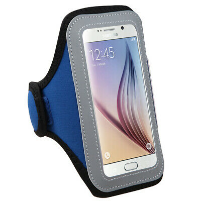 For Vertical Pouch Universal Dark Blue Sport Armband