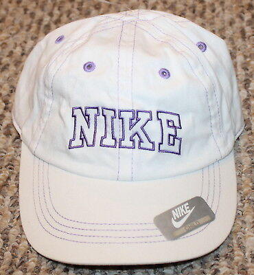 0fcf4a559c298 NIKE FEATHERLIGHT GIRLS Running Dri Fit Cap Hat Size 4-6X -  14.33 ...