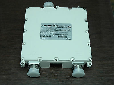 KATHREIN Dual-Band Combiner - p/n 78210620 - 1710–1880 - 1920–2170 MHz GSM-UMTS