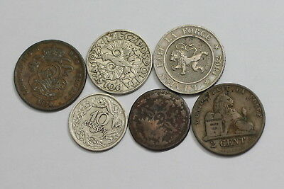 Old World Coins Useful Lot A83 Rzy18