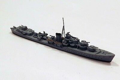 Neptun 1160 British Destroyer L-M Class 1/1250 Scale Model Ship