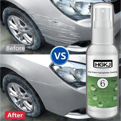 Car Paint Maintenance Nano Hydrophobic Waterproof Sealant Care Polishing Liquid