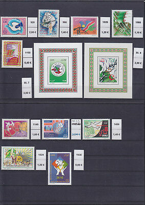 065290 Vögel Birds ... Algerie Stamps Briefmarken ** MNH - Lot