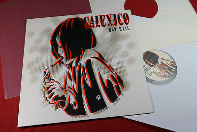 Calexico  HOT RAIL  -  LP Quarterstick 20153-1 Germany 2000