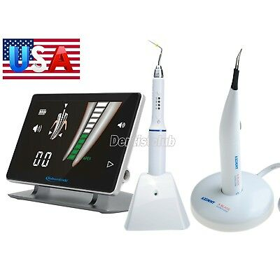 Dental Endodontic Root Canal Apex+Obturation Endo Heated Pen +Tooth Gum Cutter