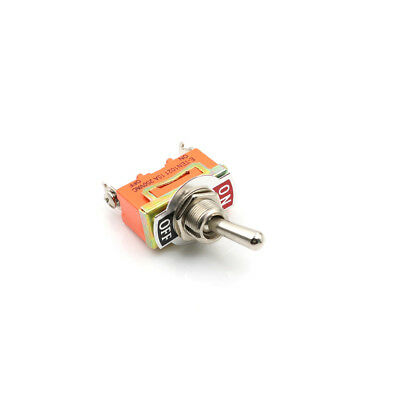 ON-OFF Hot Toggle TYPE 1021 Industrial AC 15A 250V Rocker Switch UK