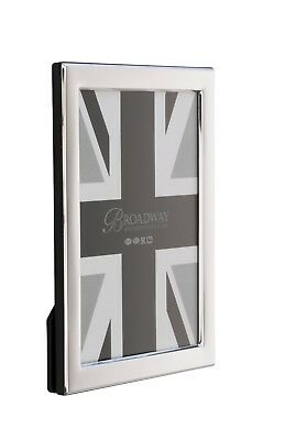 """NEW Sterling Silver - SOHO Photo / Picture Frame - 7"""" x 5"""""""