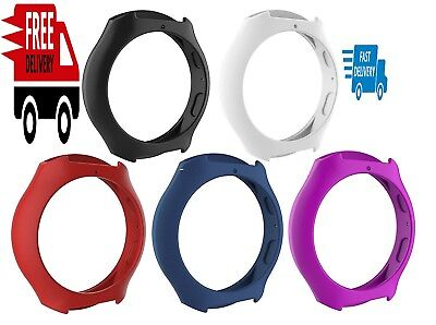5 Color Pack Set New Silicone Protective Band Case Cover For Samsung Gear S2 Fit
