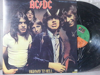 AC/DC – Highway To Hell lp vinyl free shipping