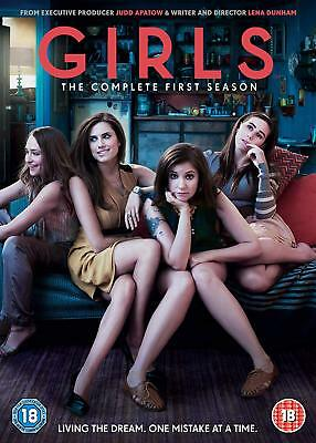 Girls The Complete First Season     Brand New Sealed Uk Dvd