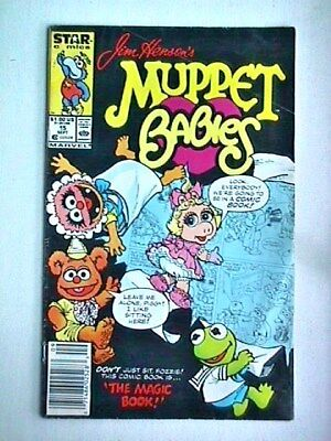 15 Muppet Babies Collectible Comic Book