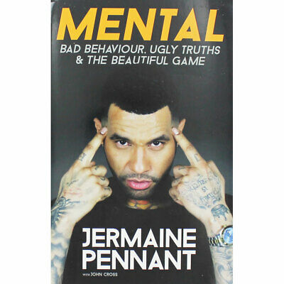 Jermaine Pennant - Mental by Jermaine Pennant (Hardback), New Arrivals, New
