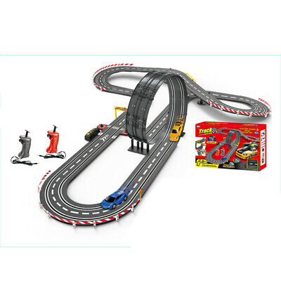 BSQ Scale Electric Track Racing Slot Cars Sets 588-19