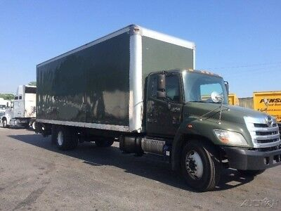 Penske Used Trucks - unit # 591748 - 2012 Hino 268