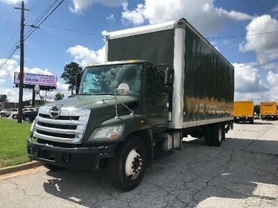 Penske Used Trucks - unit # 591750 - 2012 Hino 268