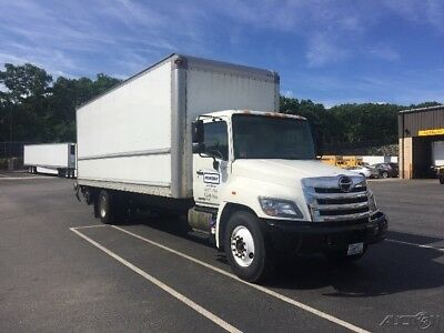 Penske Used Trucks - unit # 116197 - 2015 Hino 268