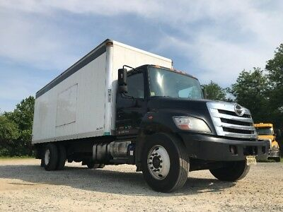 Penske Used Trucks - unit # 646791 - 2013 Hino 268