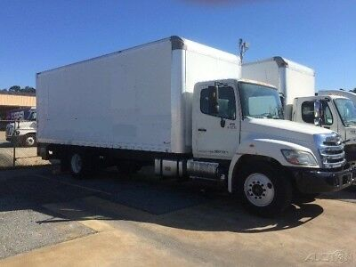 Penske Used Trucks - unit # 619245 - 2012 Hino 268