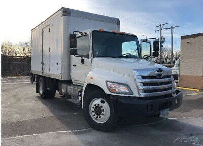Penske Used Trucks - unit # 619291 - 2012 Hino 268