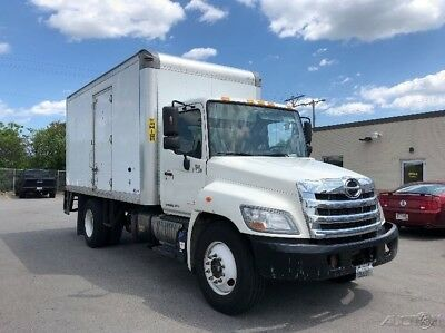 Penske Used Trucks - unit # 619289 - 2012 Hino 268