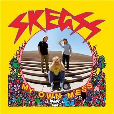 SKEGSS My Own Mess (Personally Signed) CD NEW