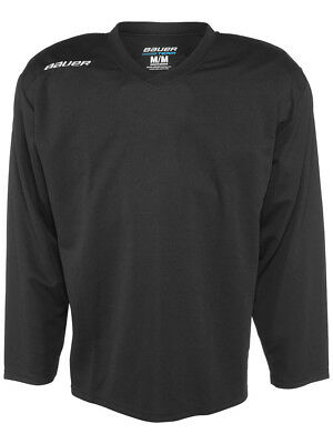 New Bauer Ice Hockey 200 Series Jersey Practice Training Top Tee Senior rrp £30