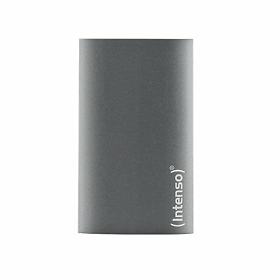 "Intenso Premium Edition 1,8"" 512GB externe SSD anthrazit - TOP Zustand!"