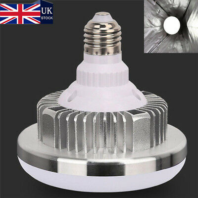 E27 Photography Photo Studio LED Light Bulb Video Lighting Lamp 65W 5500K UK