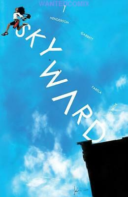 Skyward #1 2Nd Ptg Jock Variant Cover Image Comic Book Sold Out Movie Tv News