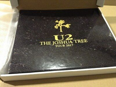 The Joshua Tree Tour 2017 Limited Edition VIP Commemorative Album/Book