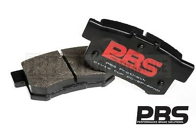 182 PBS Pro Race Rear Brake Pads /& Millers Brake Fluid For Renault Clio 172