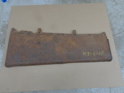 V8 Ford 1932 Running Board Drivers Side MT-2135
