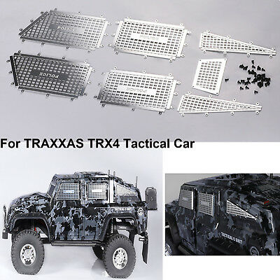 Side Vent Louver Heat Sink For TRX-4 TACTICAL UNIT RC Car