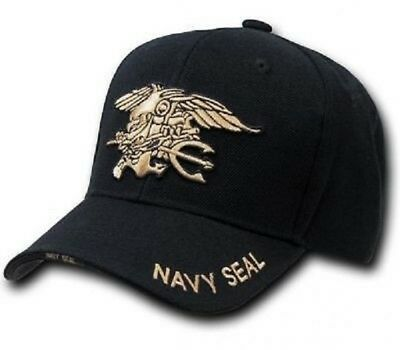 Rap Dom US NAVY SEALS USN Baseball Mütze Cap