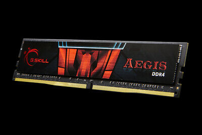 G.Skill Aegis DIMM Kit 16GB, DDR4-3000, DDR4 Ram Speicher, 2 x 8 GB Set