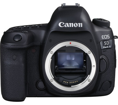 A - Canon EOS 5D MK IV Digital SLR Camera Body
