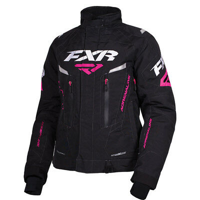 FXR - Adrenaline Black Women Jacket - 4