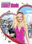 DVD: Legally Blonde, Robert Luketic. Acceptable Cond.: Reese Witherspoon, Luke W