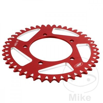 JMP Rear Sprocket 43T 520P ALU Red Aprilia RSV4 1000 Factory APRC 2013