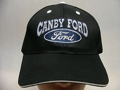 Canby Ford - Embroidered - Adjustable Ball Cap Hat